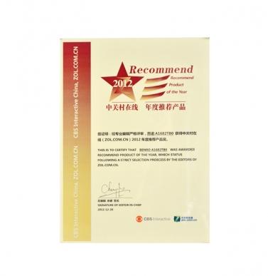 ZOLC1682TB0获奖