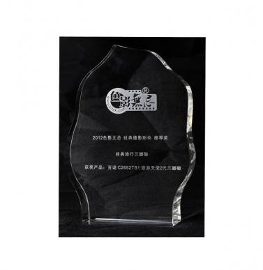 色影无忌-2012年度经典旅行三脚架推荐奖