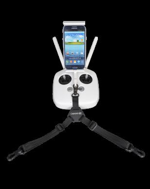 无人机遥控器背包挂扣