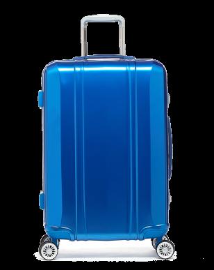 vwin注册ST系列502B24窄框箱海关锁拉杆箱旅行箱24寸